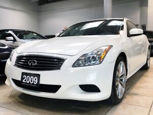 2009 Infiniti G37 Sport 6-SPEED MANUAL | CLEAN CARPROOF!