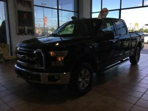 2015 Ford F-150 XLT BLUETOOTH! CRUISE CONTROL! TONS OF STORAGE!