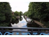 Spacious Double room in Bethnal Green close Canal