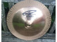 "Cymbals - Paiste 502 Plus 18"" China Cymbal - Very Good Condition"