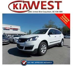 2016 Chevrolet Traverse LS V6 AWD