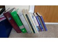 Reference academic science books