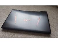 ASUS ROG Strix 17'' Screen i7 6700HQ GTX 1060 16GB DDR4 VR Ready G-SYNC Gaming Laptop