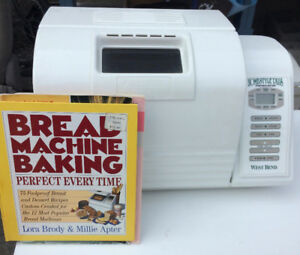 Westbound Homestyle Plus Breadmaker