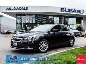 2014 Subaru Impreza Touring PKG No Accidents, One Owner, Off Lea