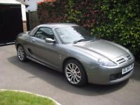 MG TF 135 Spark 2005 with Hard Top (New Head Gasket, Cambelt + More)