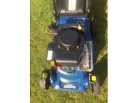 Challeng Xtreme petrol lawnmower very good condition