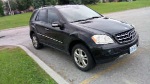 2007 Mercedes ML320 CDI Diesel No Issues