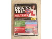 Driving test CD 2017