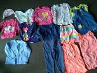 9-12 months girls clothes
