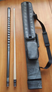 Pool Cue and Case