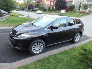 2011 Mazda CX-7 CUIR 50 000 KM