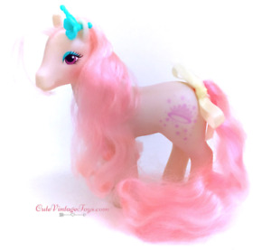 G1 Sweet Sundrop Prom Queen Sweetheart Sister My Little Pony 198