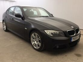 Bmw 320d M Sport LCI 59 Reg Saloon Leather Full Service History 2 Owners