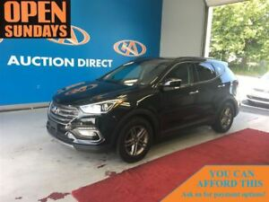 2017 Hyundai Santa Fe Sport 2.4 SPORT! HUGE SUNROOF! LEATHER!