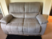 Two seater sofa excellent condition