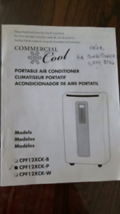 PORTABLE AIR CONDITIONER***NEW ***$250***