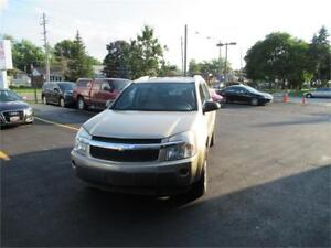 2005 Chevy Equinox Leather Low Kms, PRESTIGE COND