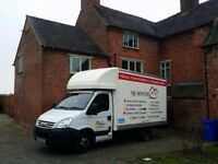 Professional removals / man and van / single item delivery /students move with MJ MOVERS Ltd