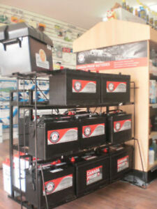 #Professional RV batteries !