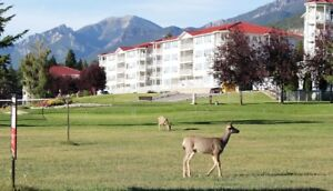 Fairmont Hotsprings B.C.
