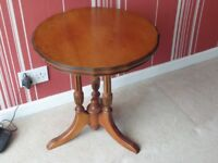 J E Coyle Side Table