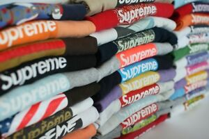 LOOKING FOR SUPREME BOX LOGOS