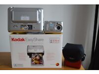 Kodak EasyShare Digital Camera and Photo Printer Package