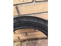 Avon Roadrider 120/70V17 58V front tyre
