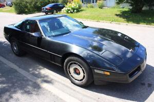 1984 Chevrolet Corvette Coupé (2 portes)