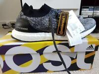 Uncased ultra boost size 9