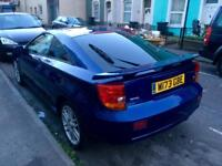 Toyota celica 1.8vvt ( must see ! )