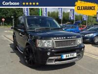 2005 LAND ROVER RANGE ROVER SPORT 4.2 V8 Supercharged 5dr Auto