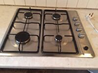 Stoves Stainless Steal ST SGH600VE Hob