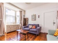 Fully furnished 1 Bedroom flat available. 2 minute walk from train station. All bills included