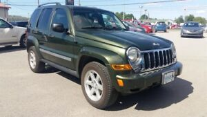 Jeep Liberty 4WD 4dr Limited Edition 2007