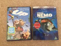Selection of kids DVD's mostly Disney