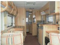 Sterling Eccles touring caravan