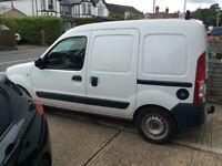 Nissan kubistar air con electric windows ,mirrors. Heated mirrors . Nice tidy van