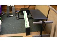 Tunturi Rowing Machine plus SIT-UP Bench plus STEPPER Machine