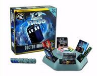 Doctor Who Top Trumps Turbo!