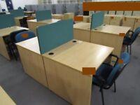 study desk 800mm x800mm