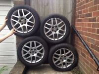 MK4 Golf GTi 16inch Alloys