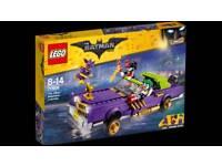 Lego Batman Joker Notorious Lowrider 70906