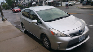 Want to Sell Toyota Prius -V 2012