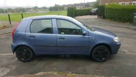 Fiat punto 1.2 active 2004