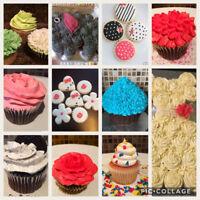 Customized Gourmet Cupcakes, Cakes