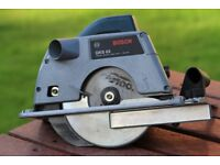 Bosch GKS 65 Professional Circular Saw 240v