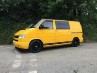 2000 X VOLKSWAGEN TRANSPORTER T4 2.5 TDI 102 SWB BEAUTIFUL CONDITION