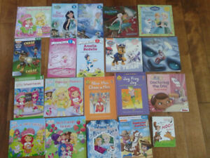 books for prschool, primary and grade 1 kids